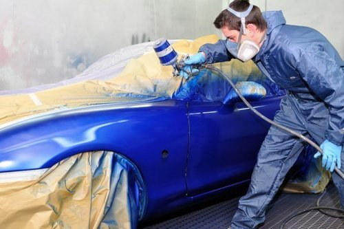 car-spray-paint-shop